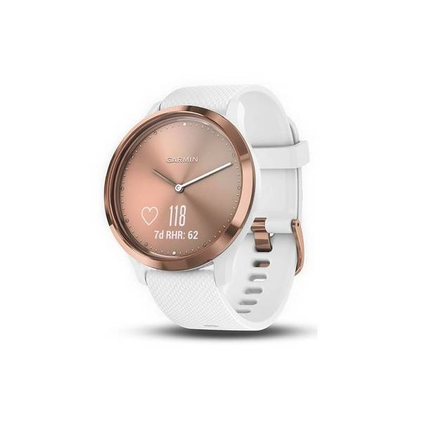 Смарт часовник Garmin VIVOMOVE HR S/M ROSE GOLD 010-01850-22